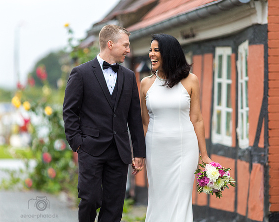 The most rainy 25th of July I have ever experienced but still happy faces on todays happy couples.